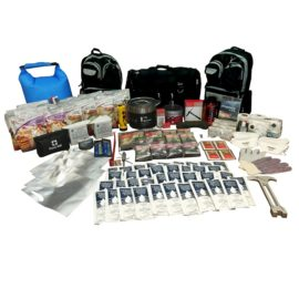 1 week 4 person earthquake survival kit