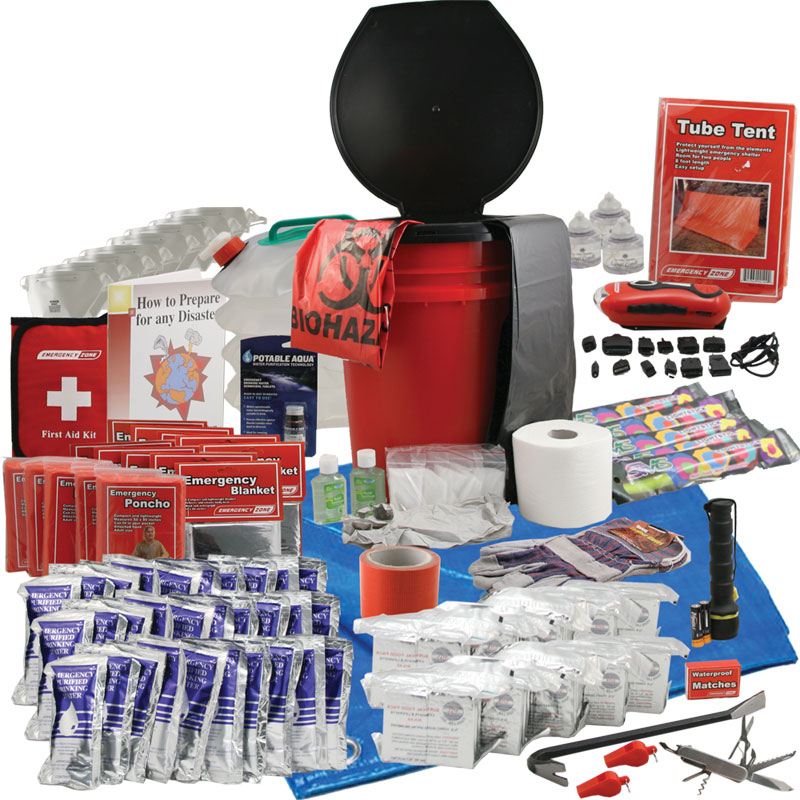 10 Person Workplace Emergency Kit