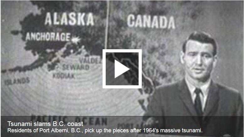 1964 BC's Tsunami Disaster
