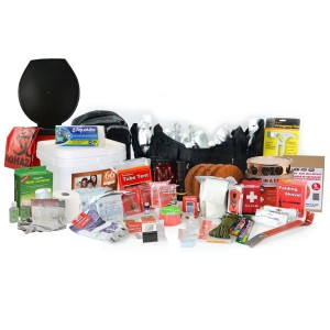 Premium Two Week Earthquake Kit - 2 Person