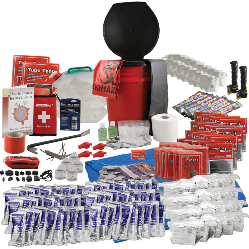 20 Person Workplace Emergency Kit