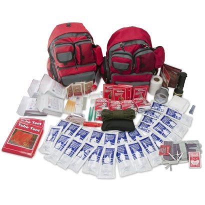 4 Person 72 Hour Family Prep Survival Kit