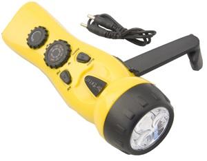 Dynamo Flashlight/Radio