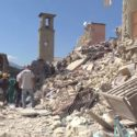 Amatrice Earthquake Damage