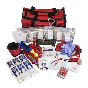 Deluxe Small Dog Emergency Kit