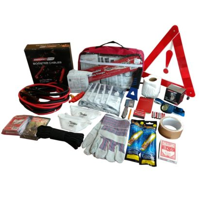 Deluxe Vehicle Emergency Kit