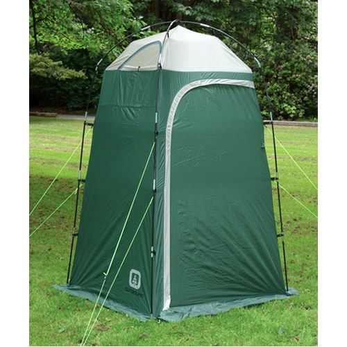 Privacy Bathroom Tent Quake Kit - Camping bathroom tent