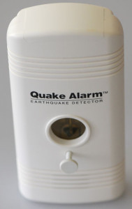 Quake Alarm?