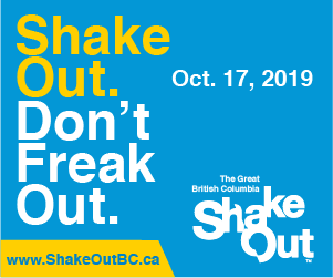 Shake Out Poster