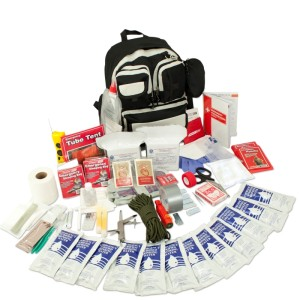 Urban 72 Hour Survival Kit - 2 Person