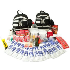 4 person urban survival kit