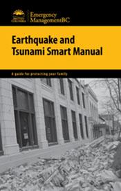 Earthquake and Tsunami Smart Manual