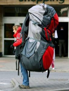 Huge Backpack