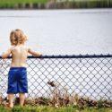 Summer child safety children