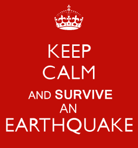 Survive an Earthquake